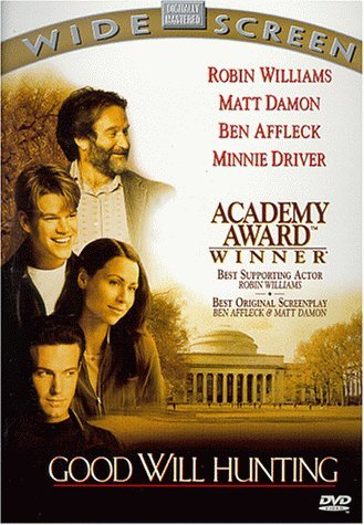 Good Will Hunting Damon Driver Williams Clr Cc Keeper R