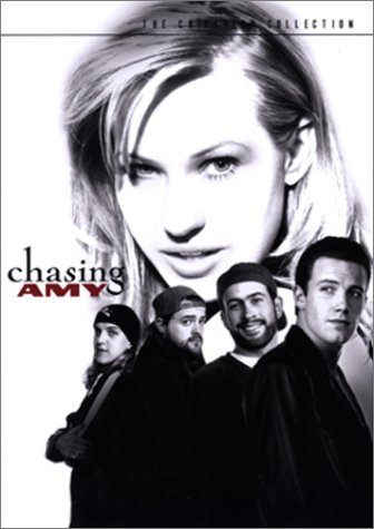 Chasing Amy Affleck Adams Lee Mewes Smith Clr R Crit. Coll.