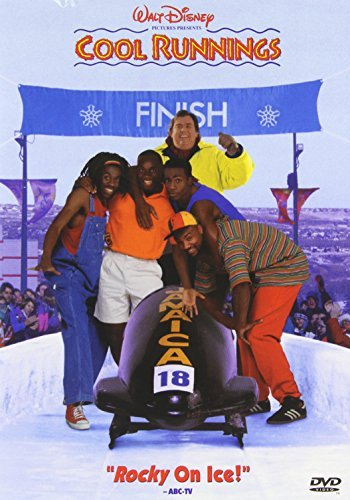 Cool Runnings Candy Leon DVD Pg Ws