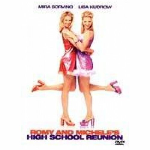 Romy & Michele's High School Reunion Sorvino Kudrow Garofalo DVD R Ws