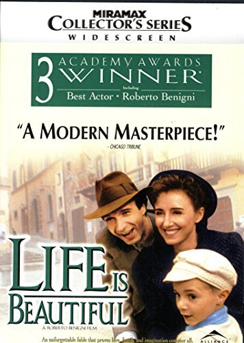 Life Is Beautiful Benigni Braschi Clr Cc 5.1 Ws Eng Sub Keeper Pg13 Miramaz Col