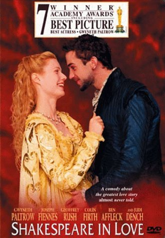 Shakespeare In Love Paltrow Fiennes Clr R