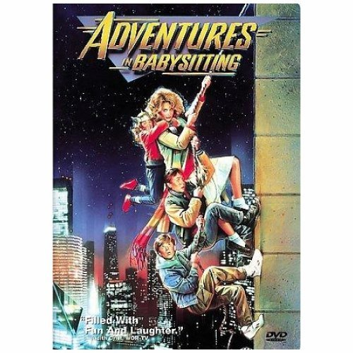 Adventures In Babysitting Shue Coogan DVD Pg13
