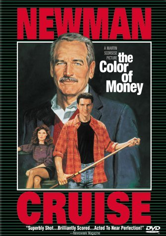 Color Of Money Newman Cruise DVD R Ws