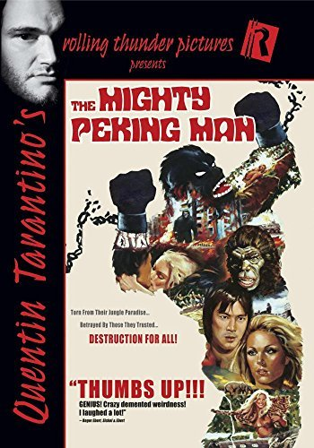 Mighty Peking Man Kraft Lee Ping Clr R