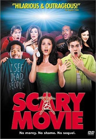 Scary Movie Electra Wayans Elizabeth Clr R