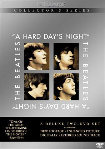 Hard Day's Night Beatles Clr Nr