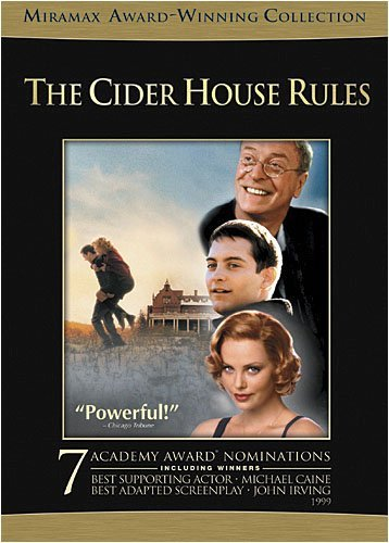 Cider House Rules Maguire Theron Caine Clr Pg13