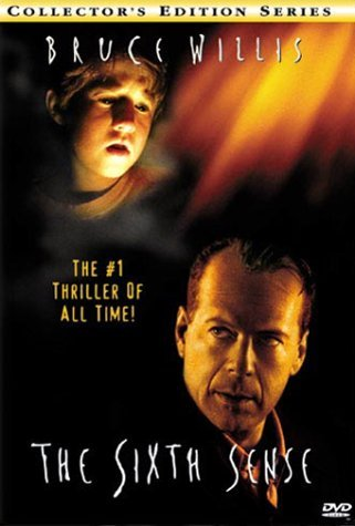 Sixth Sense Willis Osment Collette William DVD Pg13 Ws