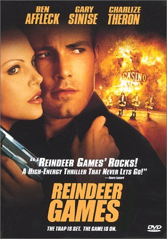 Reindeer Games Affleck Sinise Theron Clr R