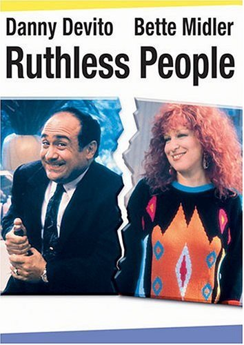 Ruthless People Midler Devito Ws Midler Devito