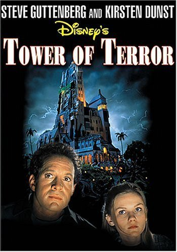 Tower Of Terror Guttenberg Dunst Peeples DVD Nr