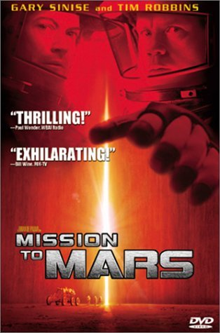 Mission To Mars Sinise Robbins DVD Pg
