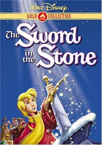 Sword In The Stone Disney Clr G Gold Coll.