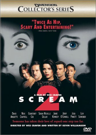 Scream 2 Campbell Cox Arquette Clr 5.1 Fra Dub Spa Sub Nr Dimension Col