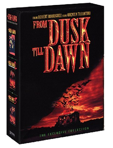 Collector's Box Set From Dusk Till Dawn Clr R 3 DVD