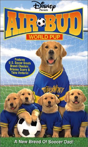 Air Bud World Pup Zegers Chastain Scurry Clr G