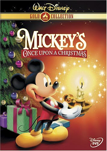 Disney Mickey's Once Upon A Christmas Disney