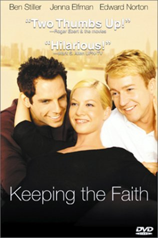 Keeping The Faith Stiller Elfman Norton Ws Stiller Elfman Norton