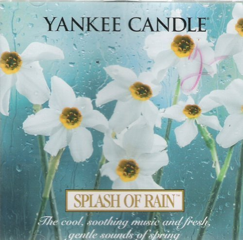 Yankee Candle Splash Of Rain