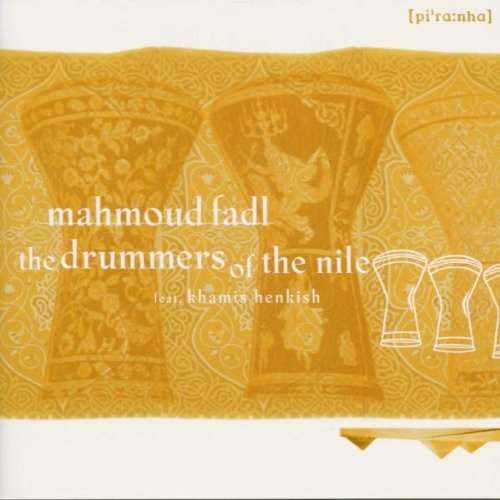 Mahmoud Fadl Drummers Of The Nile
