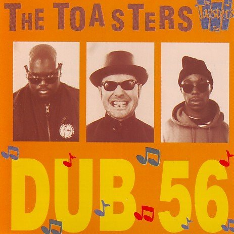 Toasters Dub 56 Import Gbr
