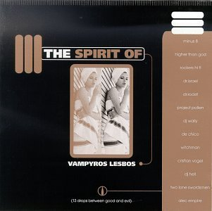 Spirit Of Vampyros Lesbos Spirit Of Vampyros Lesbos Minus 8 Higher Than God