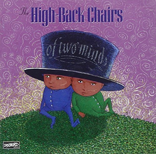High Back Chairs Of Two Minds