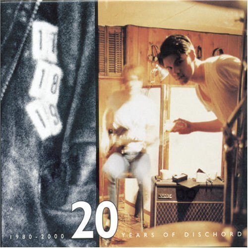 20 Years Of Dischord 20 Years Of Dischord Enhanced CD 3 CD Incl. Booklet