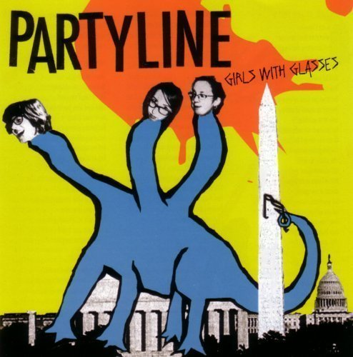 Partyline Girls With Glasses Ep