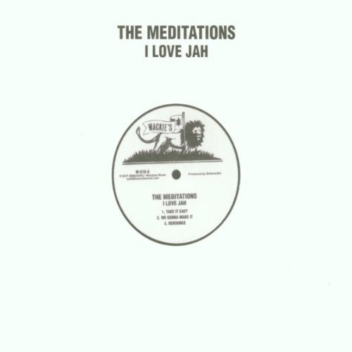 Meditations I Love Jah Digipak