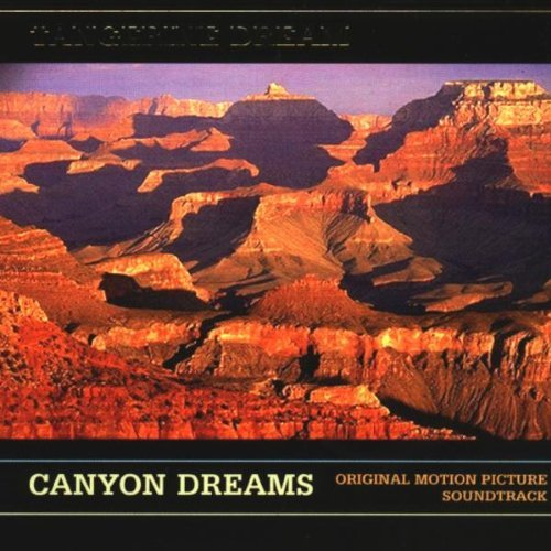 Tangerine Dream Canyon Dreams Import Deu Incl. Bonus Track