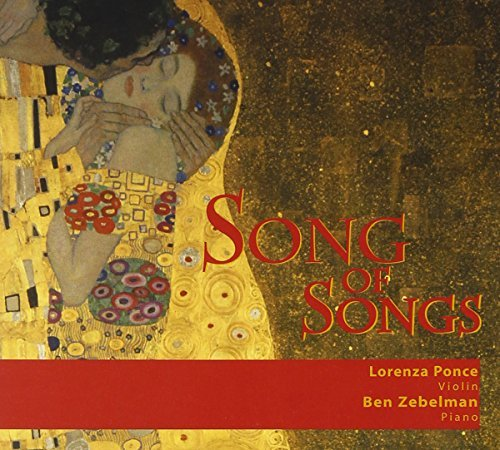 Ponce Zebelman Song Of Songs Digipak