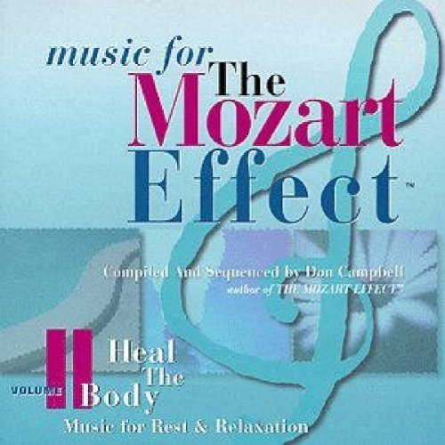 Campbell Don Vol. 2 Heal The Body Mozart Effect