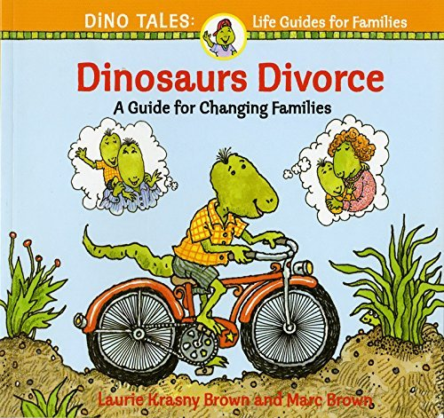 Laurie Krasny Brown Dinosaurs Divorce