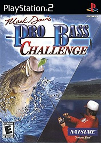 Ps2 Mark Davis Bass Fishing