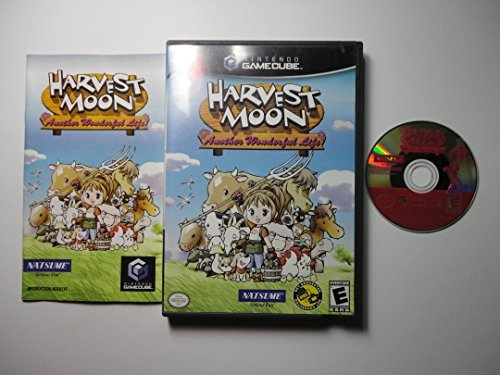 Cube Harvest Moon Another Wonderful Life