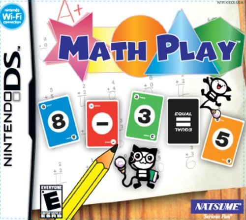 Nintendo Ds Math Puzzle Svg E