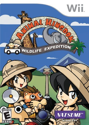 Wii Animal Kingdom Wildlife Exped Solutions 2 Go Inc. E