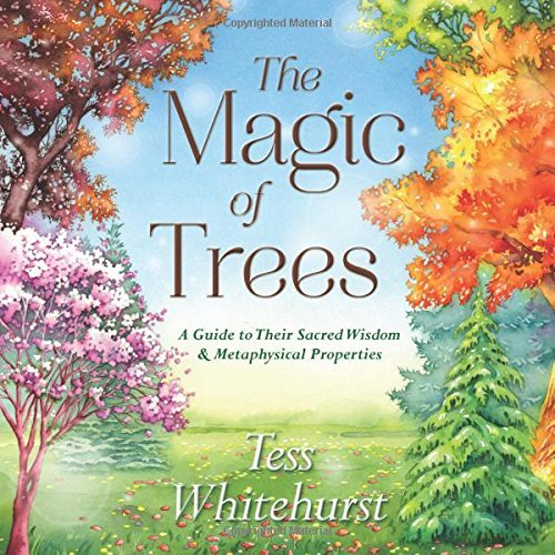 Tess Whitehurst The Magic Of Trees A Guide To Their Sacred Wisdom & Metaphysical Pro