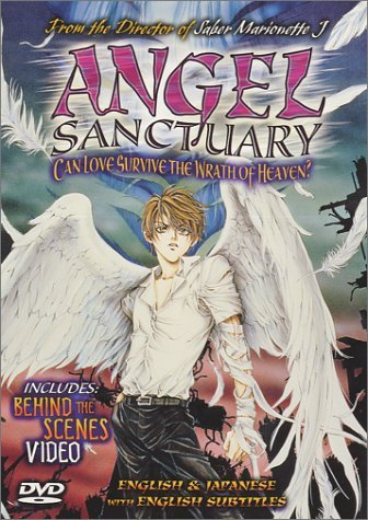 Angel Sanctuary Angel Sanctuary Clr Jpn Lng Eng Dub Sub Nr