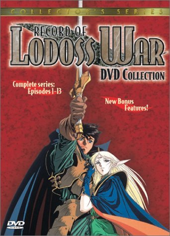 Record Of Lodoss War Collection Clr Jpn Lng Eng Dub Sub Nr 2 DVD
