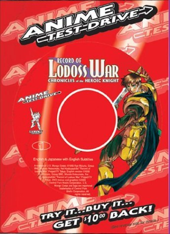 Record Of Lodoss War Chronicles Of The Heroic Knig Clr Jpn Lng Eng Sub Nr