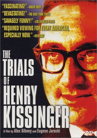 Trials Of Henry Kissinger Trials Of Henry Kissinger Ws Nr