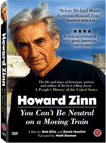 Howard Zinn You Can't Be Neutr Howard Zinn You Can't Be Neutr Clr Nr