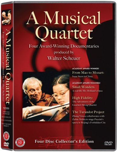 Musical Quartet Musical Quartet Ws Nr 4 DVD