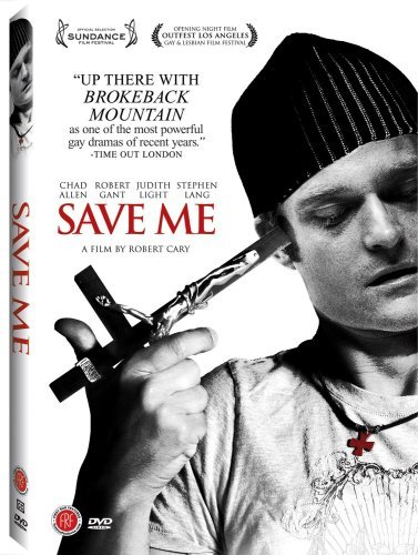 Save Me Allen Gant Ws Theatrical Artwork Nr