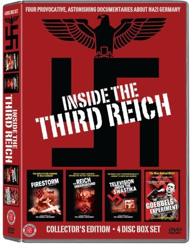Inside The Third Reich Box Set Inside The Third Reich Box Set Ws Ger Lng Eng Sub Nr 4 DVD