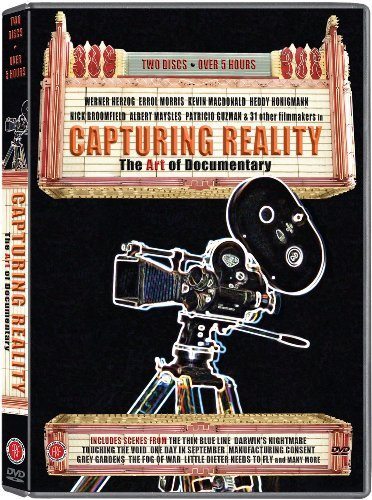 Capturing Reality The Art Of Capturing Reality The Art Of Ws Nr 2 DVD