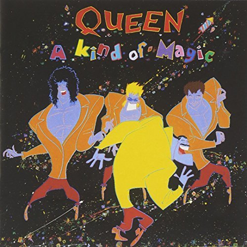 Queen Kind Of Magic
